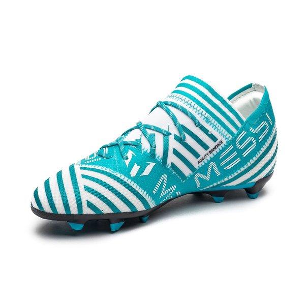 c7bc0a29ede adidas Nemeziz Messi 17.1 FG AG - Footwear White Legend Ink Energy Blue