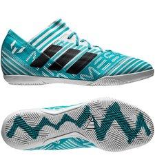 adidas Nemeziz Messi Tango 17.3 IN - Wit/Navy/Blauw