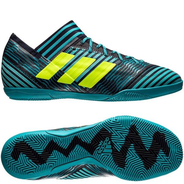 f29e36155 €90. Price is incl. 19% VAT. -50%. adidas Nemeziz Tango 17.3 IN Ocean Storm  - Legend Ink/Solar Yellow/Energy Blue