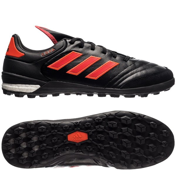 adidas Copa Tango 17.1 TF Pyro Storm Core BlackSolar Red