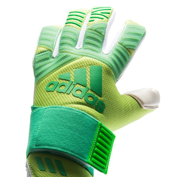 save off 22b92 dcd06 adidas Goalkeeper Gloves ACE Trans Pro Next Gen - Semi Solar ...