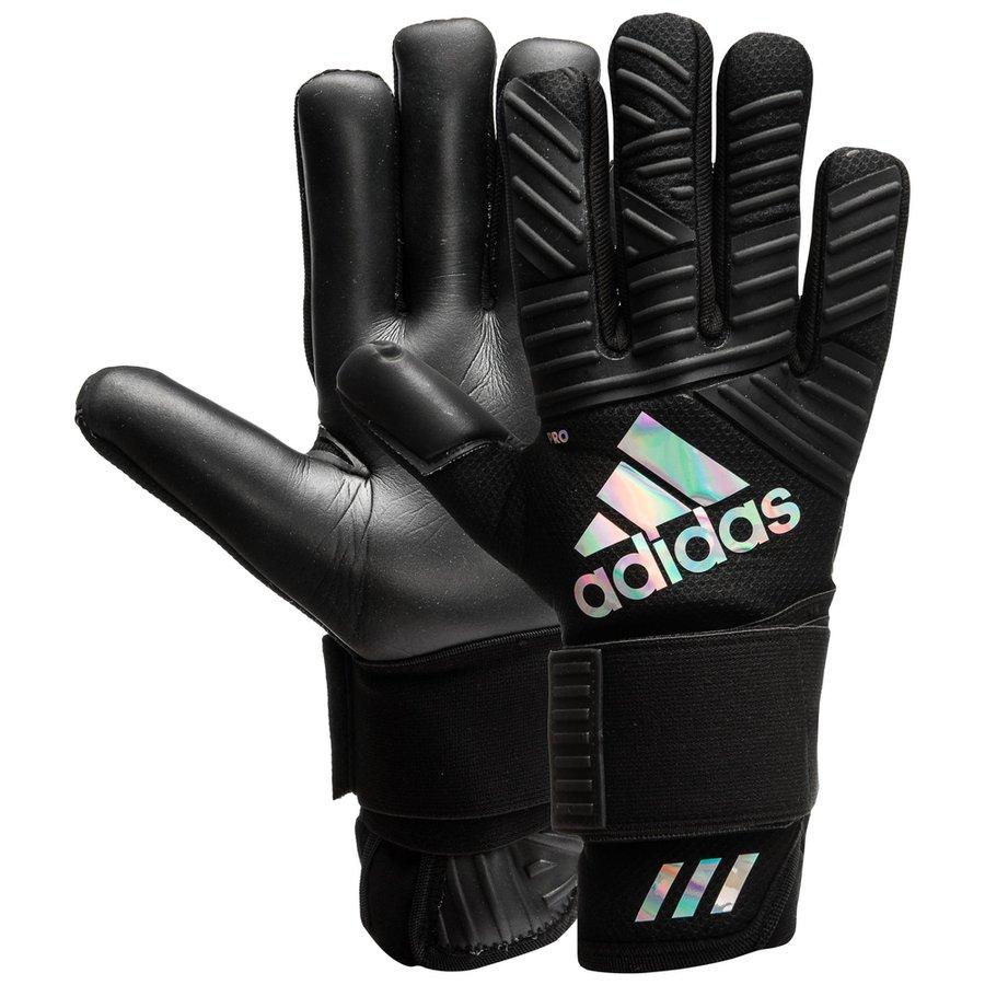 adidas gants de gardien ace trans pro magnetic storm - noir - gants de gardien