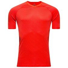 Image of   adidas Trænings T-Shirt X Pyro Storm - Rød/Guld Børn