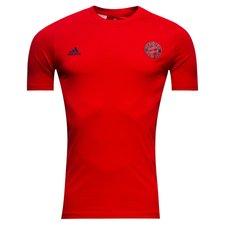 bayern münchen t-shirt - rød børn - t-shirts