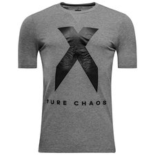 Image of   adidas Trænings T-Shirt X - Grå/Sort Børn
