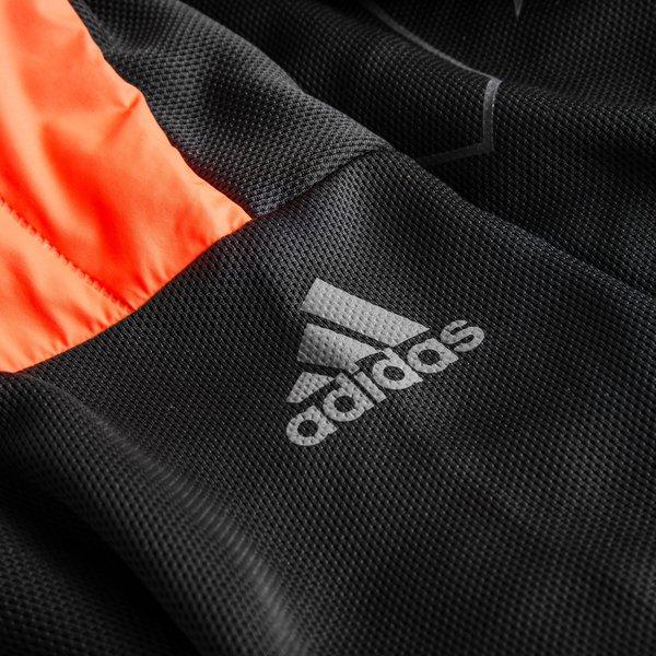 adidas Jacke Messi Pyro Storm SchwarzOrange Kinder | www