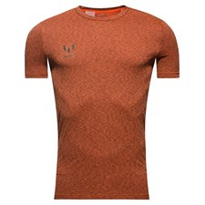adidas t-shirt messi pyro storm - orange børn - træningstrøjer