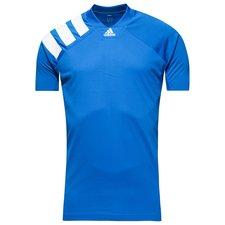 adidas trænings t-shirt tango - blå - t-shirts