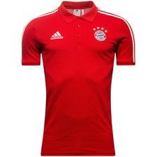 Image of   Bayern München CO Polo - Rød