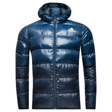 adidas vinterjakke - navy børn - jakker