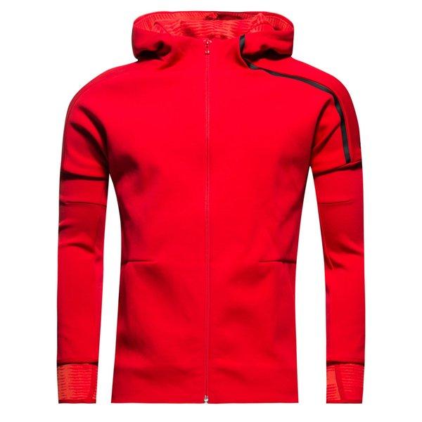EnfantWww n Rouge Fz Capuche Ii Adidas Veste Z ePulse À wk8nOP0