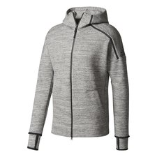 adidas Hoodie Z.N.E. Storm Heather - Grey