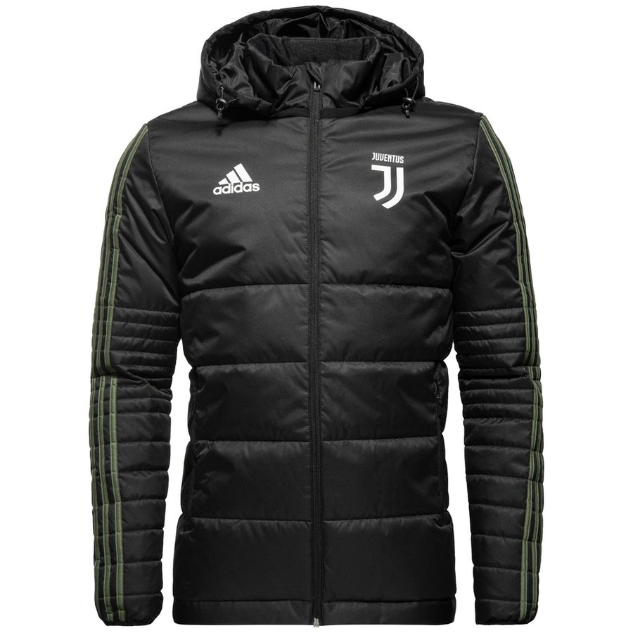 Juventus Noir Manteau D'hiver Juventus Juventus Ucl Manteau D'hiver D'hiver Ucl Noir Manteau PFxW1aXqnq