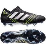 adidas Nemeziz Messi 17+ 360Agility FG/AG - Core Black/Footwear White/Solar Yellow