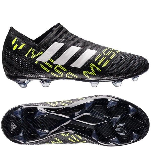 the latest 12f3d 2365c adidas nemeziz messi 17+ 360agility fgag - core blackfootwear white ...