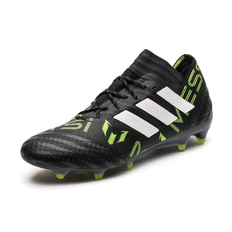 adidas Nemeziz Messi 17.1 FGAG ZwartWitGeel
