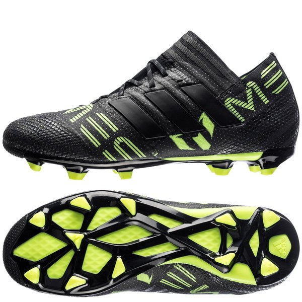 bedffcef2d50 150.00 EUR. Price is incl. 19% VAT. -70%. adidas Nemeziz Messi 17.1 FG/AG - Core  Black/Footwear White/Solar Yellow