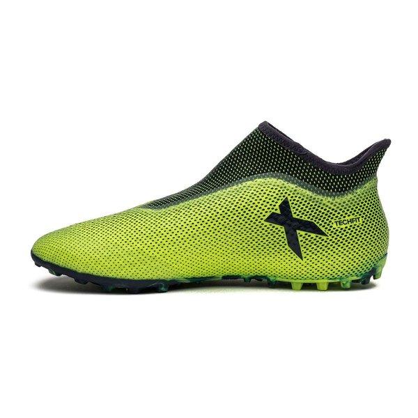 adidas X Tango 17+ PureSpeed TF Ocean Storm GeelNavy