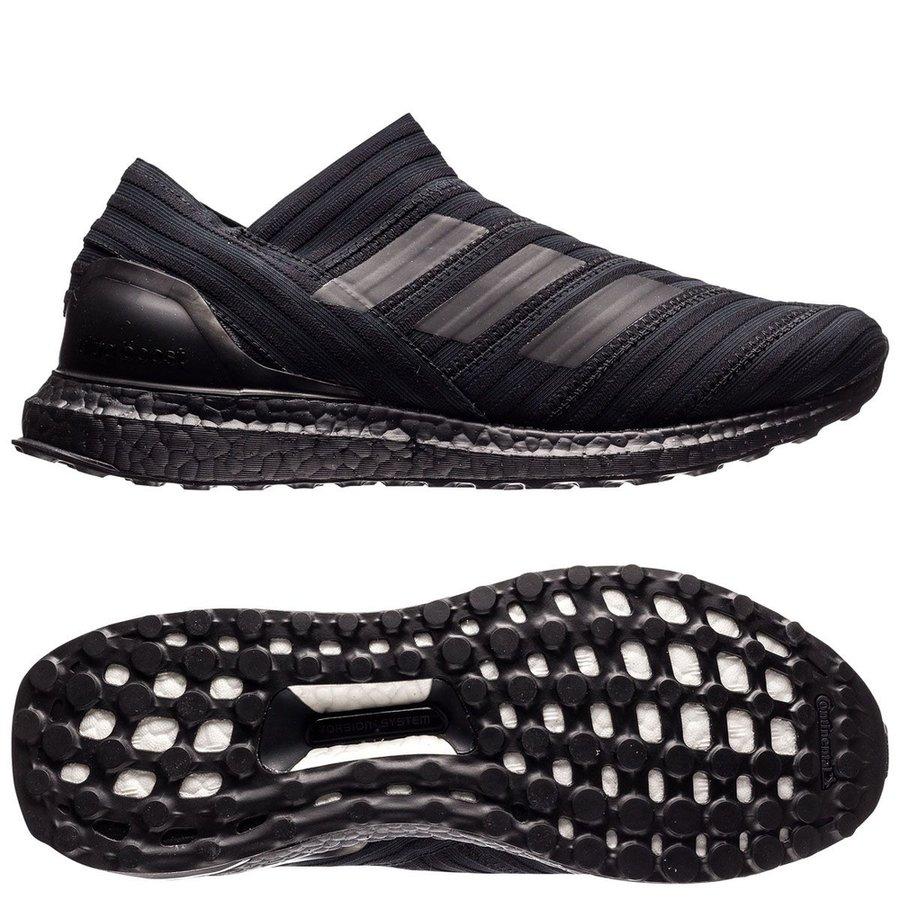 best website c9b2f 44d36 adidas nemeziz tango 17+ 360agility trainer ultra boost magnetic storm -  noir édition limitée ...