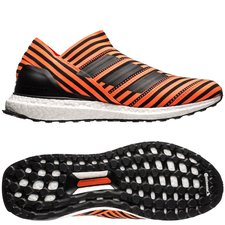 adidas Nemeziz Tango 17+ 360Agility Trainer Ultra Boost Pyro Storm - Orange/Sort LIMITED EDITION FORUDBESTILLING