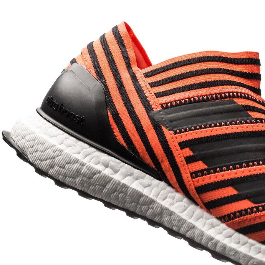 c2a6ac35277 adidas Nemeziz Tango 17+ 360Agility Trainer Ultra Boost Pyro Storm - Solar  Orange Core Black