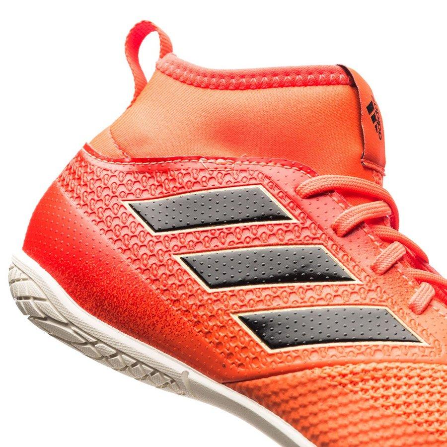 factory price 892ad 0ce17 adidas ACE Tango 17.3 Primemesh IN Pyro Storm - Solar Red Core Black Solar  Orange Kids   www.unisportstore.com