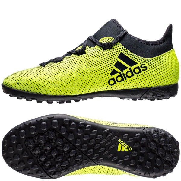 918e61d1d 60.00 EUR. Price is incl. 19% VAT. -65%. adidas X Tango 17.3 TF Ocean Storm  - Solar Yellow Legend Ink Kids