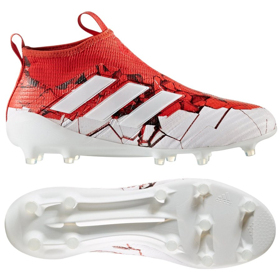 sports shoes b5057 8d719 adidas ace 17+ purecontrol fgag confed cup - footwear whitesolar red ...