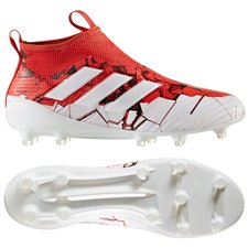 adidas ACE 17+ PureControl Confed Cup Hvid/Rød LIMITED EDITION