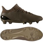 adidas X 17.1 FG/AG Pure Stealth - Core Black/Trace Olive LIMITED EDITION