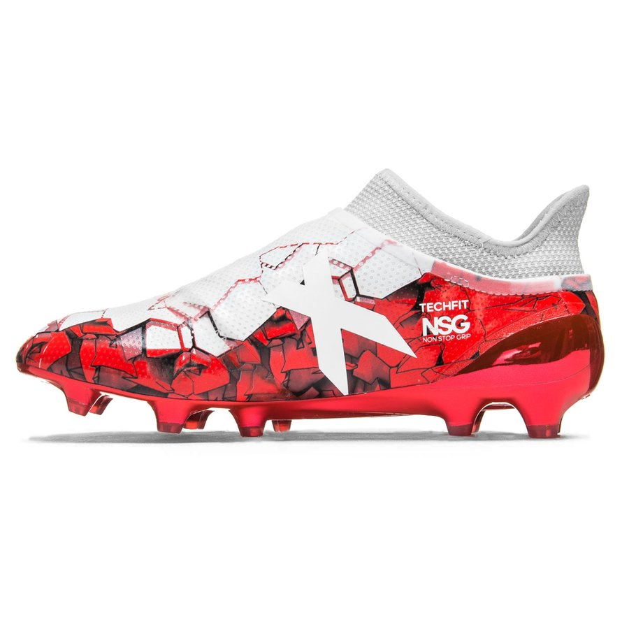 e945e1d0c adidas X 16+ PureSpeed FG AG Confed Cup - Footwear White Solar Red LIMITED  EDITION