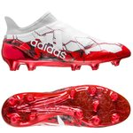 adidas X 16+ PureSpeed FG/AG Confed Cup - Weiß/Rot LIMITED EDITION