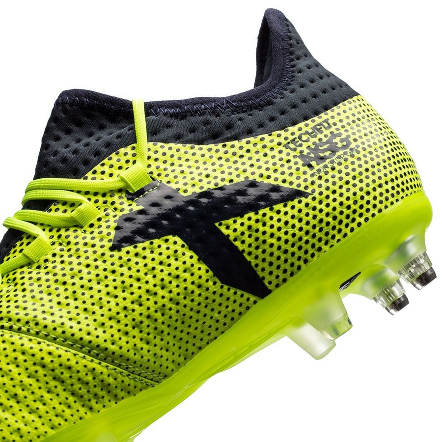 adidas x 17.2 sg ocean storm - solar yellow legend ink - football boots 5ae99fd276