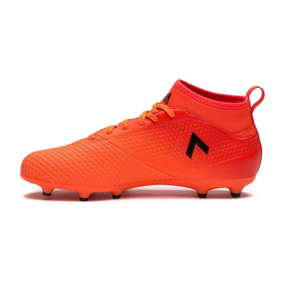 the latest f876c efd00 adidas ace 17.3 primemesh fgag pyro storm - orangenoirrouge -