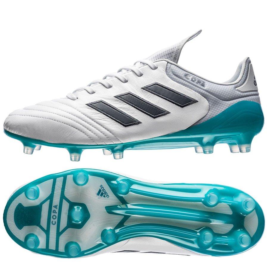 adidas Copa 17.1 Hvid, Grå Kunstgræs (AG), Græs (FG) Mænd