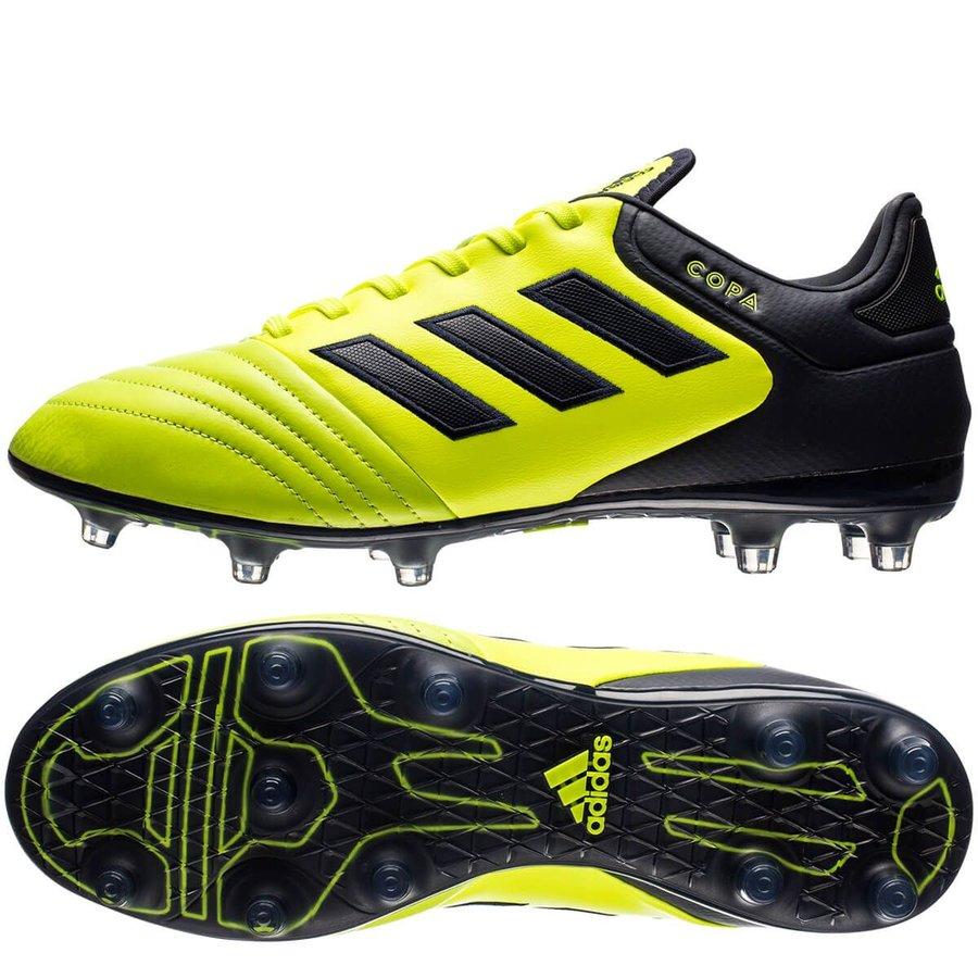 Adidas Copa 17.2 fg jaune ,bleu