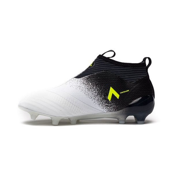 online retailer 9585b 20e28 ... adidas ace 17+ purecontrol fgag dust storm - hvitgulsort ...