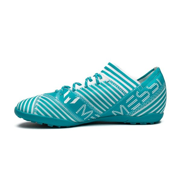 new product 3e4cc da3b9 ... adidas nemeziz messi tango 17.3 tf - witnavyblauw kinderen -  voetbalschoenen ...