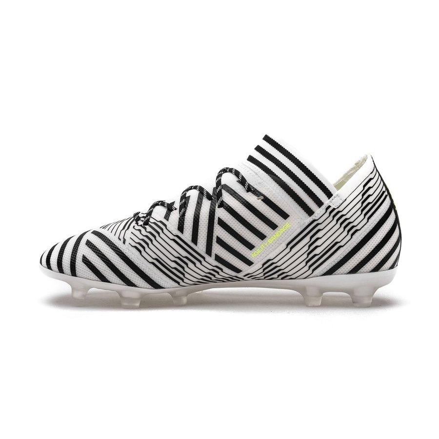 9d189747f31a adidas nemeziz 17.2 fg ag dust storm - footwear white solar yellow core