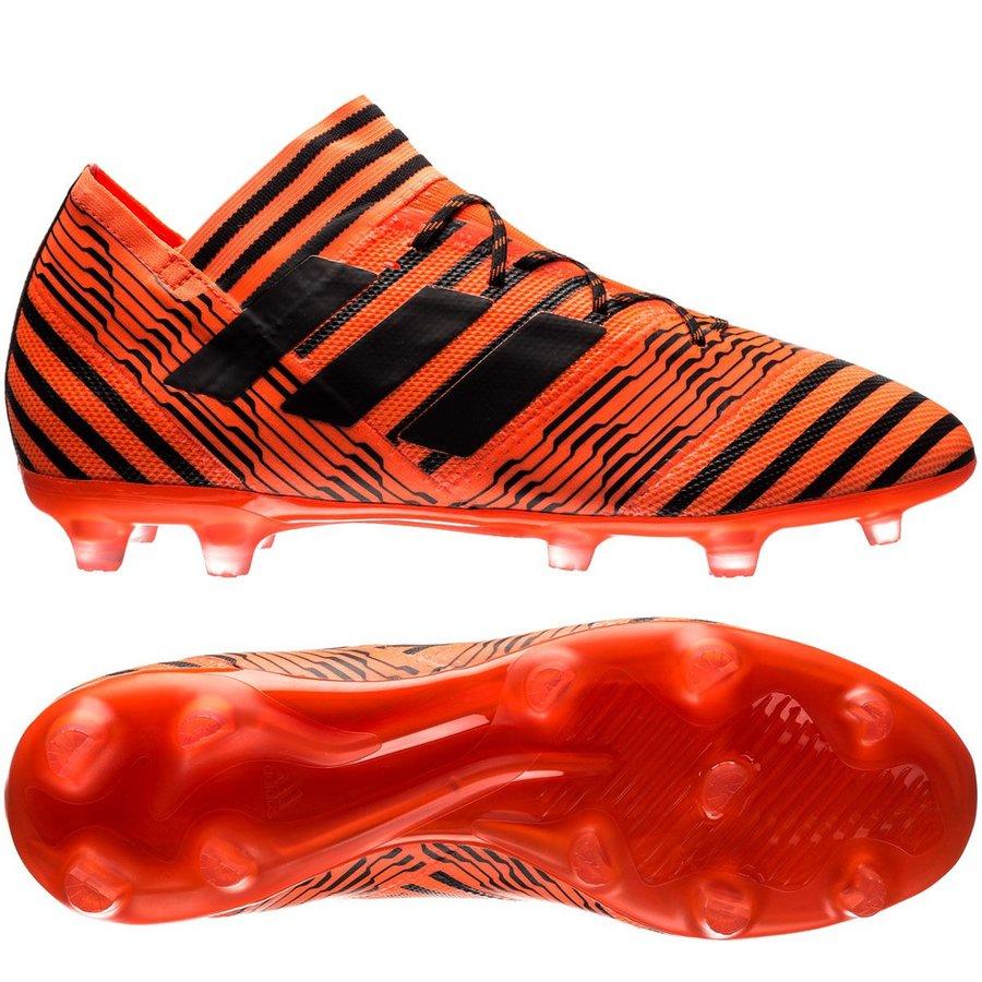 adidas Nemeziz 17.2 Orange Græs (FG)