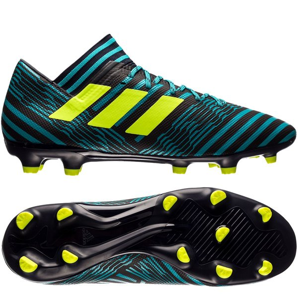 wholesale dealer 8c142 b2106 90.00 EUR. Price is incl. 19% VAT. -50%. adidas Nemeziz 17.3 FG AG Ocean  Storm ...