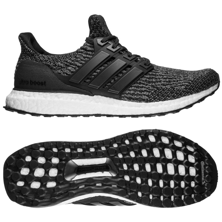 5ee9cd698a8 adidas Ultra Boost 3.0 - Core Black Utility Black White