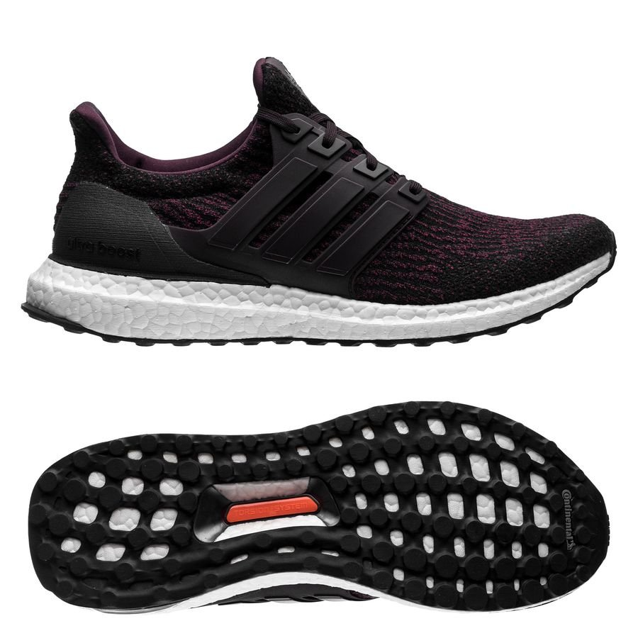 half off 829f6 ff222 adidas ultra boost 3.0 - dark burgundy core black - sneakers ...