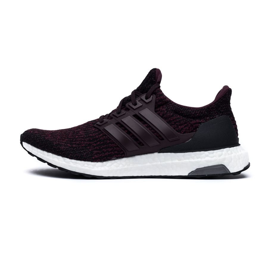 adidas Running Shoe Ultra Boost 3.0 Dark BurgundyCore Black