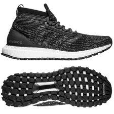 adidas ultra boost all terrain - sort/grå - løbesko