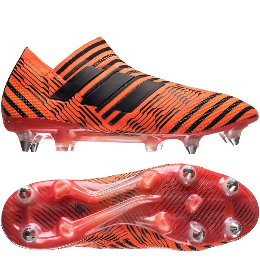 adidas nemeziz 17+ 360agility sg pyro storm - solar orange core black -  football ... e9476b1d6df1