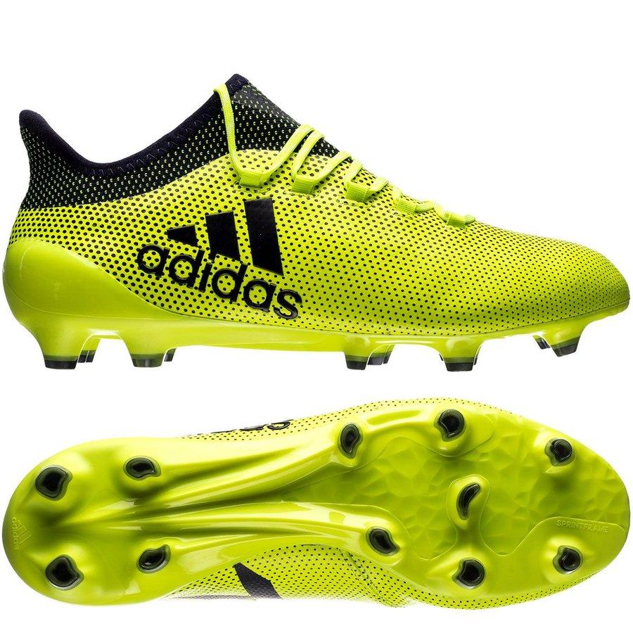 adidas X 17.1 Gul Græs (FG)