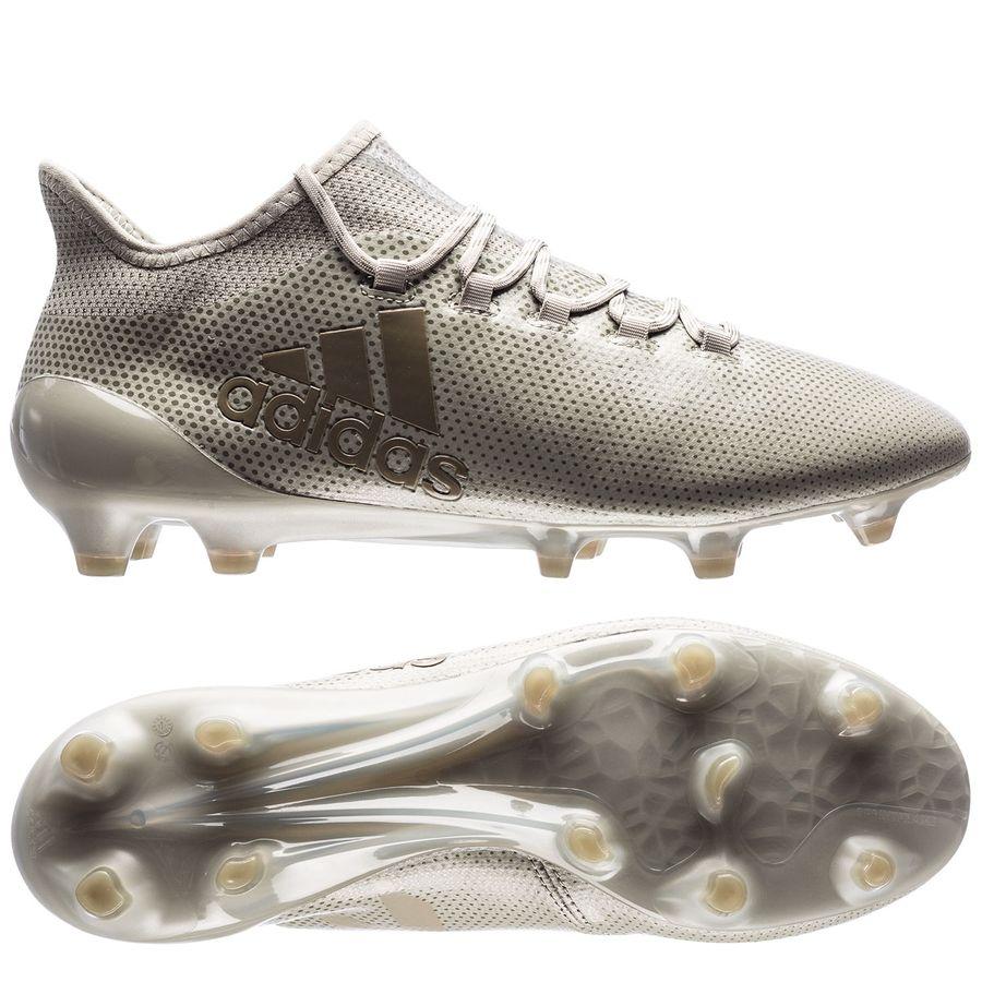 adidas x 17.1 fg ag earth storm - sesame clay - football boots ... a92530cf060