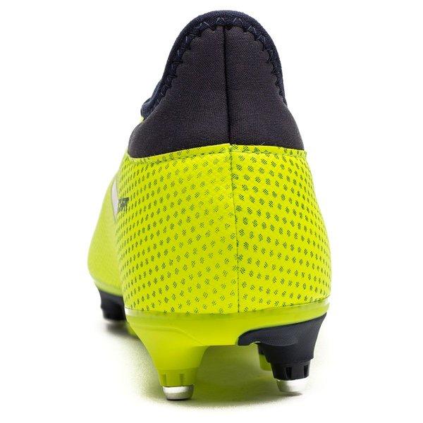 adidas X 17.3 SG Ocean Storm Solar YellowLegend Ink   www