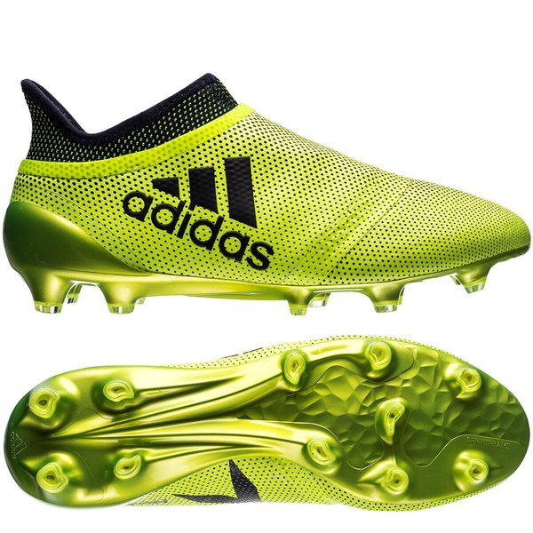 ecd73d31cca 300.00 EUR. Price is incl. 19% VAT. -50%. adidas X 17+ PureSpeed FG AG Ocean  Storm - Solar Yellow Legend Ink